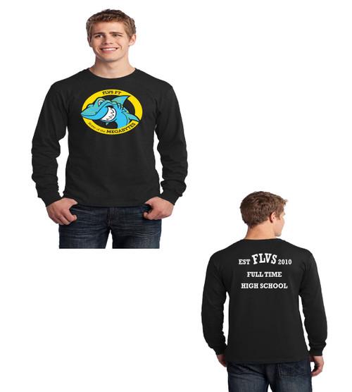 fla virtual school men's long sleeve