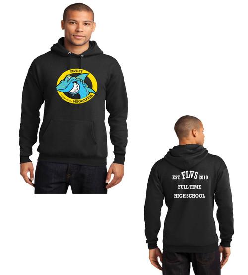 Fla virtual school hoodie