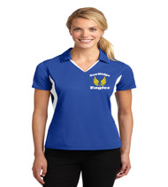 Sunridge Middle ladies color block polo