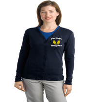 Sunridge Middle ladies cardigan