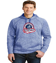 Patriot Oaks Adult Electric Heather Dri-Fit Hoodie