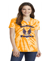 sunridge middle ladies tie dye