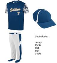 UCAA Jersey set