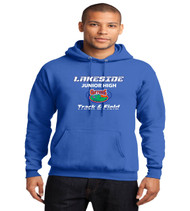 lakeside track mens hood