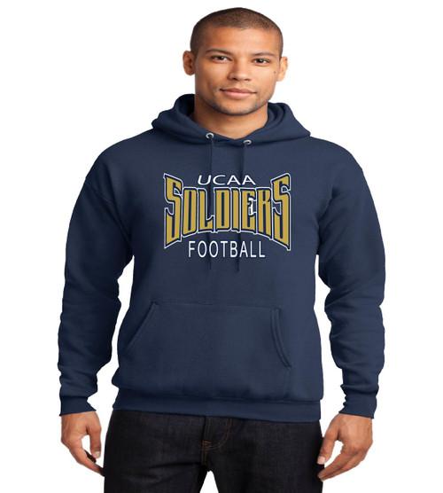 ucaa football basic hood