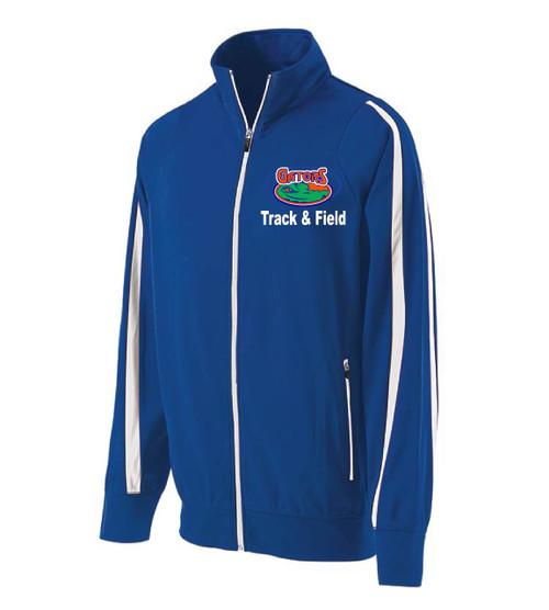 Lakeside track zip up jacket