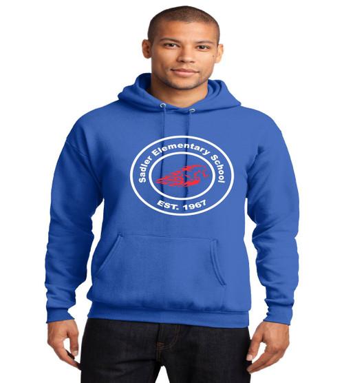 Sadler hoodie mens