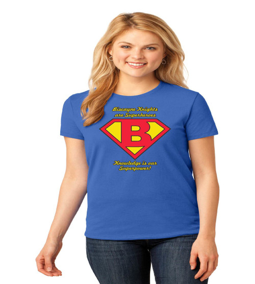 Biscayne ladies spirit tee