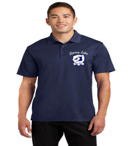 spring lake mens dri fit polo