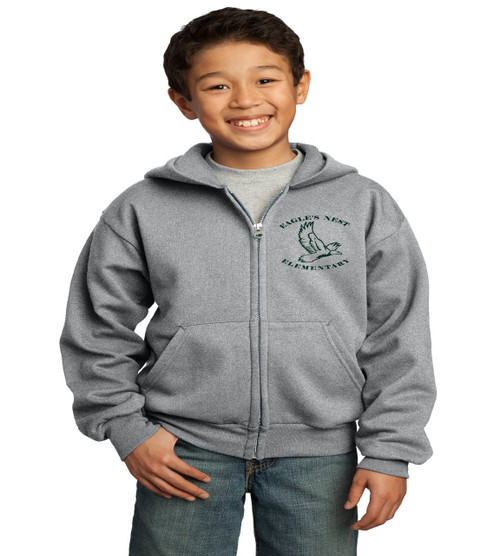 eagles nest zip up