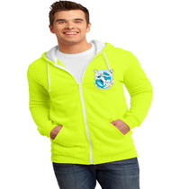 Southwest Men's Zip-Up Hooded Sweatshirt