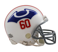 New England Patriots 1960 Riddell Mini Helmet