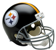 Pittsburgh Steelers Throwback 1963-76 Riddell Full Size Replica Helmet