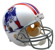 New England Patriots Throwback 1965-81 Riddell Full Size Replica Helmet