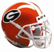 Georgia Bulldogs Schutt Full Size Authentic Helmet