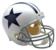 Dallas Cowboys Throwback 1960-63 Riddell Full Size Replica Helmet
