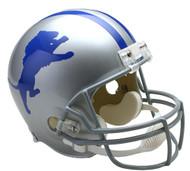 Detroit Lions Throwback 1962-68 Riddell Full Size replica Helmet