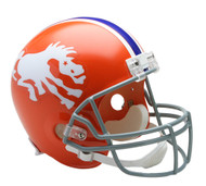 Denver Broncos Throwback 1966 Riddell Full Size Replica Helmet