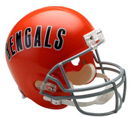 Cincinnati Bengals Throwback 1968-79 Riddell Full Size Replica Helmet