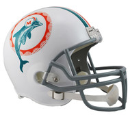 Miami Dolphins Throwback 1972 Riddell Full Size Replica Helmet