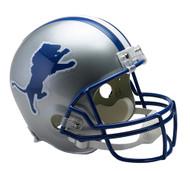 Detroit Lions Throwback 1983-2002 Riddell Full Size Replica Helmet