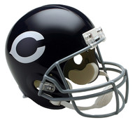 Chicago Bears Throwback 1962-73 Riddell Full Size Replica Helmet