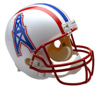 Houston Oilers Throwback 1981-96 Riddell Full Size Replica Helmet