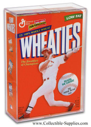 BallQube Cereal Box Cube (Wheaties)
