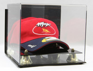 DELUXE WALL MOUNTABLE FOLDED CAP/HAT DISPLAY