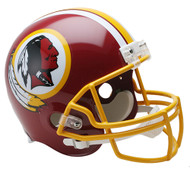 Washington Redskins Throwback 1982 Riddell Full Size Replica Helmet