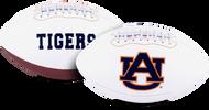 Signature Series NCAA Auburn Tigers Autograph Full Size Football