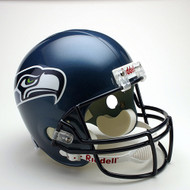 Seattle Seahawks Throwback 2002-2011 Riddell Full Size Replica Helmet