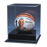 Deluxe Mini Basketball Display Case (No Mirror)