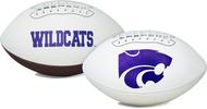 Signature Series NCAA Kansas State Wildcats Autograph Full Size Football