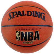 SPALDING OFFICIAL NBA OUTDOOR STREET BASKETBALL