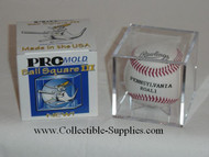 Pro-Mold Ball Square III Baseball Cube (1 Case of 36 Cubes)