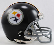 Pittsburgh Steelers 1963-76 Riddell Mini Helmet