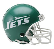 New York Jets 1978-89 Riddell Mini Helmet