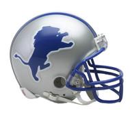 Detroit Lions 1983-2002 Riddell Mini Helmet