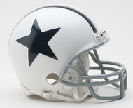 Dallas Cowboys 2004-present White Riddell Mini Helmet