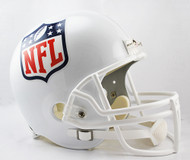 NFL Shield Riddell Full Size Replica Helmet