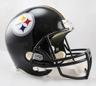 Pittsburgh Steelers Riddell Full Size Replica Helmet