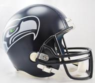 Seattle Seahawks Riddell Full Size Replica Helmet
