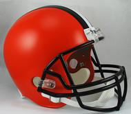 Cleveland Browns Riddell Full Size Replica Helmet