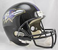 Baltimore Ravens Riddell Full Size Replica Helmet