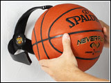 Basketball Ball Claw Wall Display Holder