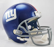 New York Giants Riddell Full Size Replica Helmet