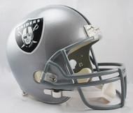 Oakland Raiders Riddell Full Size Replica Helmet