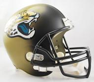 Jacksonville Jaguars Riddell Full Size Replica Helmet