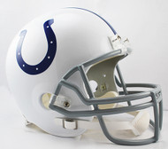 Indianapolis Colts Riddell Full Size Replica Helmet